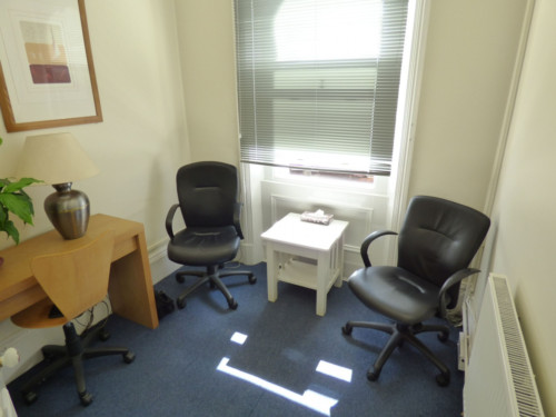 ETNA Counselling Hire Room 18
