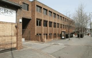 Ryse House community school site