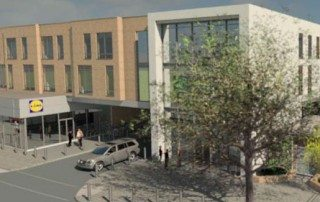 Proposed Lidl Store / Deer Park Primary School