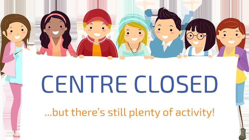 ETNA Centre Closed